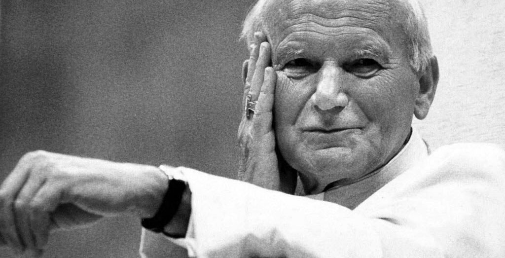 Jack Regan: The legacy of John Paul II, the counter-cultural Pope | The Conservative Woman - Pope-John-Paul-II