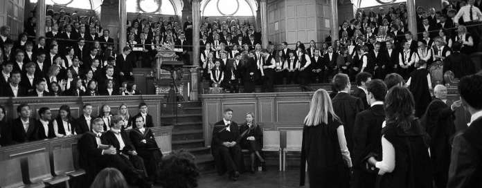 Oxford Union debate
